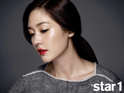 Sung Yuri @Star1 Magazine November 2015