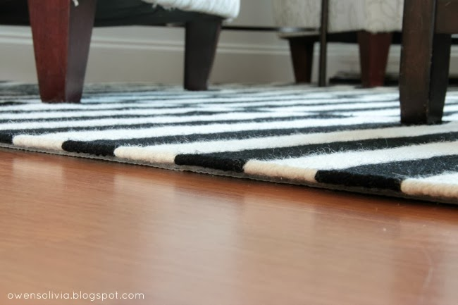 Owen S Olivia Stockholm In The Crib Rug Pad Usa