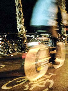 Moure's en bici per BCN