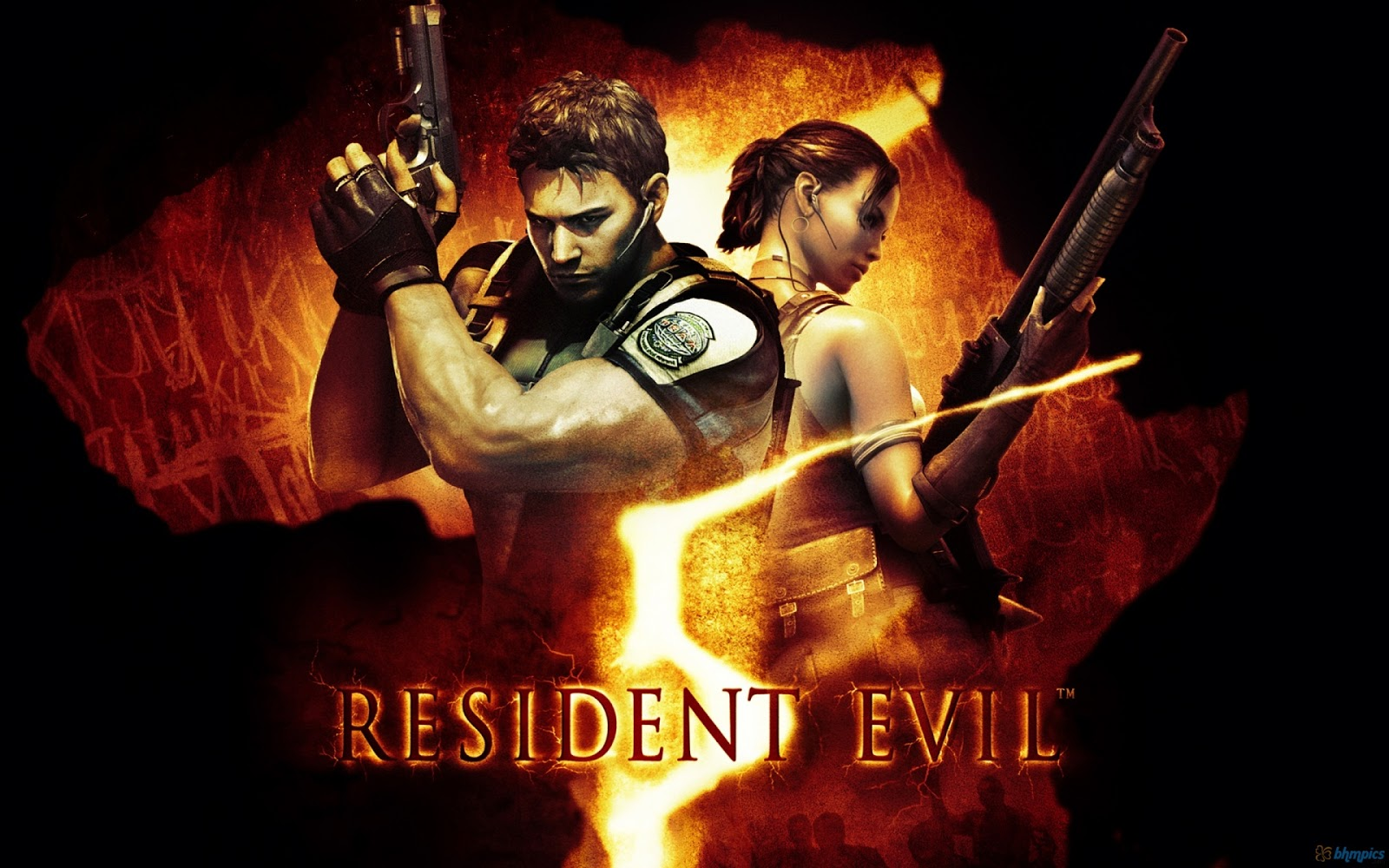 Resident Evil 5 PC Games Full Cheats and Hints ~ The King