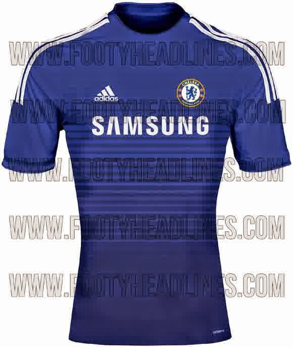 Jersey Home Chelsea 2014-15