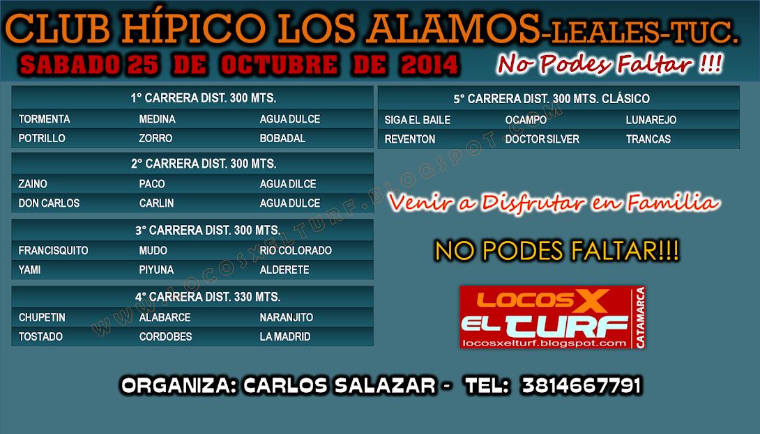 25-10-14-PRO- LOS ALAMOS-TUC.