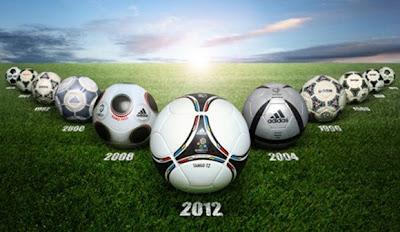 bola euro 2012