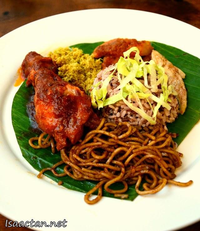 #1 Nasi Ambeng - RM12.90
