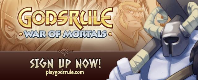 Godsrule: War of Mortals (Review)