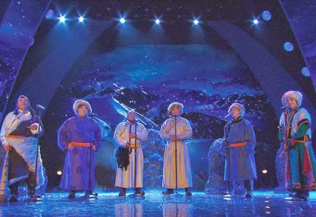 Asia's Got Talent Khusugtun