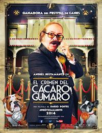 El crimen del cácaro Gumaro (2014) [Latino]