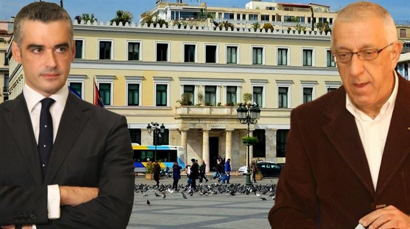 Δήμος Αθηναίων: Υποψήφιος Δήμαρχος με ΝΔ ο Άρης και ο Νικήτας αντάρτης