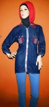 Blus Jeans 2014 AJ932