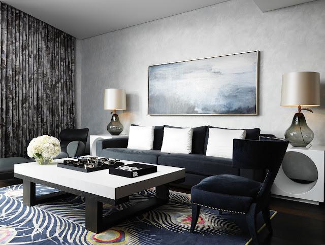 New home interior design a wow factor