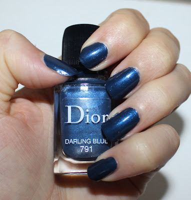 Dior Vernis Darling Blue