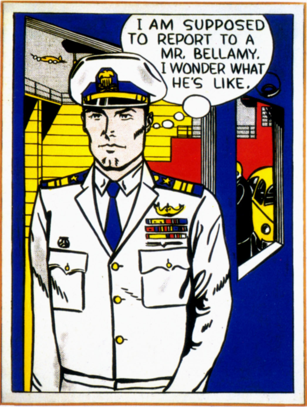 Iniciarte andy warhol as orixes - Pop art roy lichtenstein obras ...