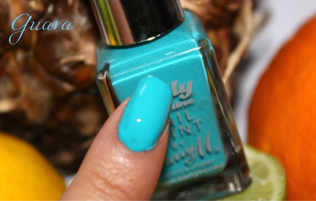 New Barry M Gelly Paints Summer 2013