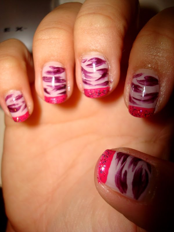 The Appealing Pink nail designs Photo