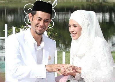 Farid Kamil Dan Diana Danielle Sah Suami Isteri Dengan Sekali Lafaz