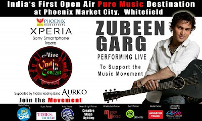 Zubeen Garg – Live
