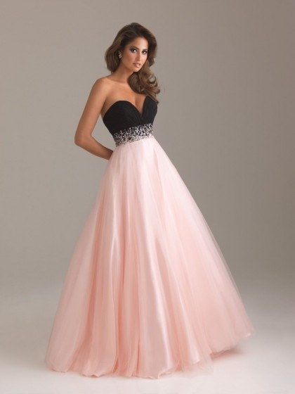 Eyes On Party Fabulous Pink Prom Dresses Will Give You A Memorable