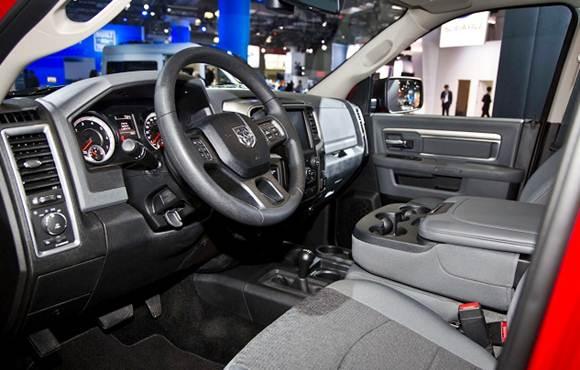 2017 Ram 2500 Power Wagon Tradesman Specs Dodge Release