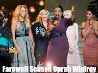Pesta Perpisahan Spektakuler Oprah Winfrey Show | Talk Show Oprah Berakhir | Episode Terakhir Oprah Show