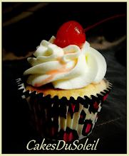 Cheery Cream Cupcakes