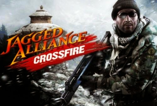 Jagged Allance Crossfire Game