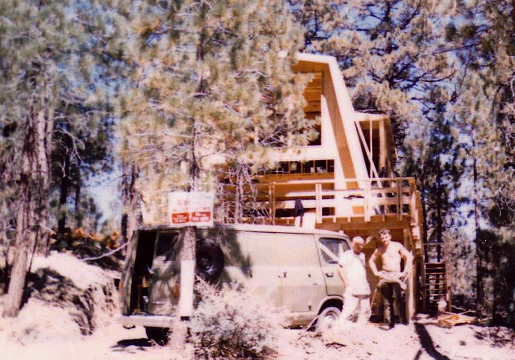 A drifting cowboy california home builder 1969 for Production home builders