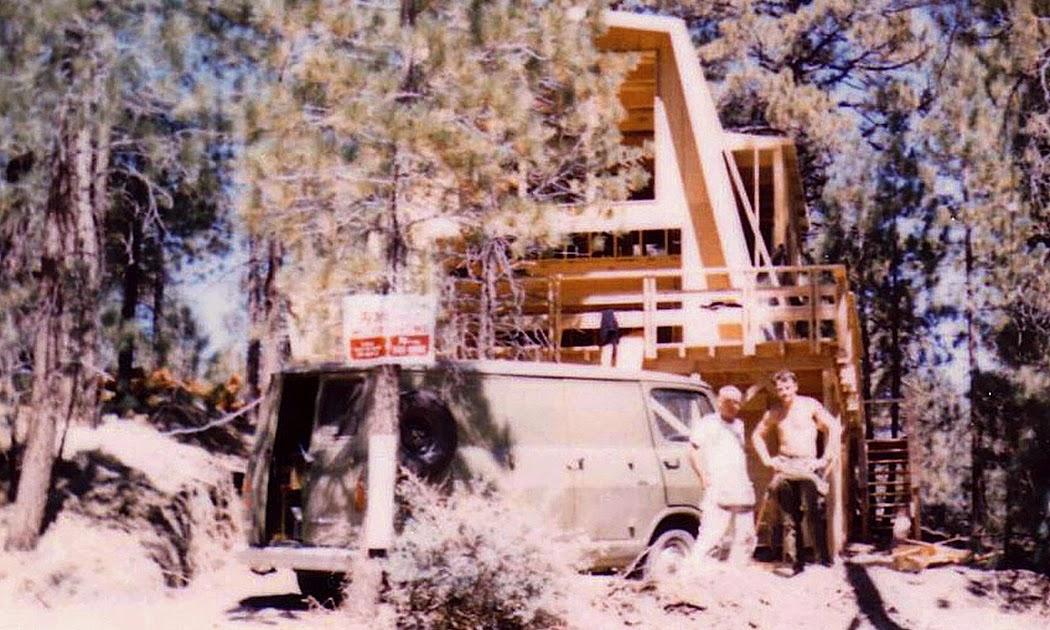 A Drifting Cowboy California Home Builder 1969