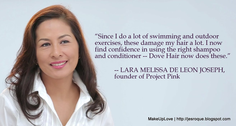 Jes Loves Beauty Lifestyle Motherhood Bravesaab Real Women For Dove Hair Care