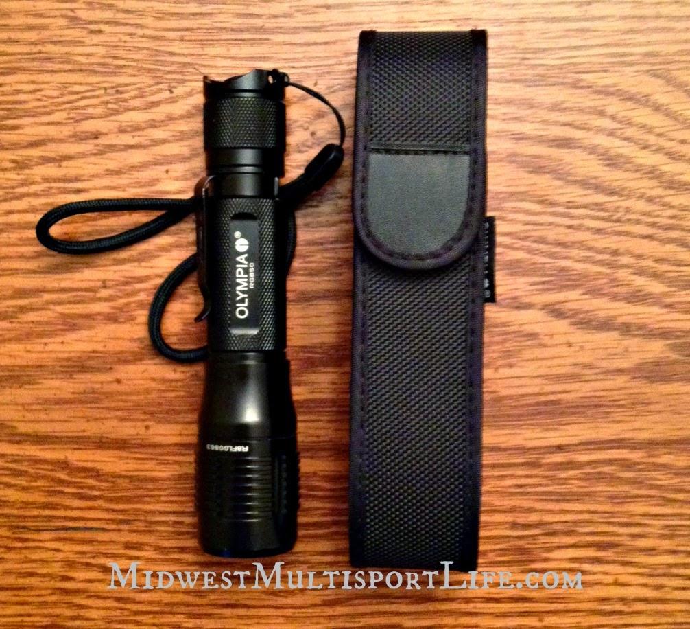 Olympia RG850 Flashlight