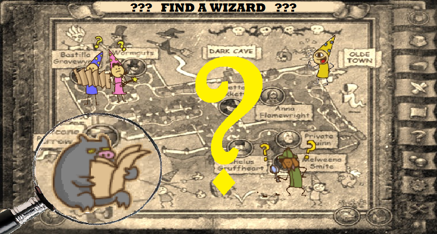 Find a Wizard