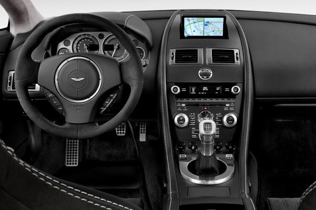 Top Gear 2009 Aston Martin V12 Vantage