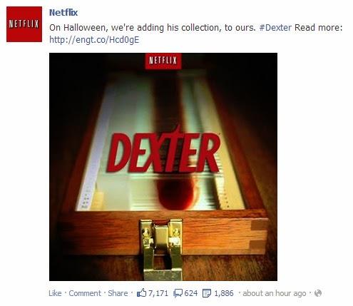 how to watch dexter on netflix