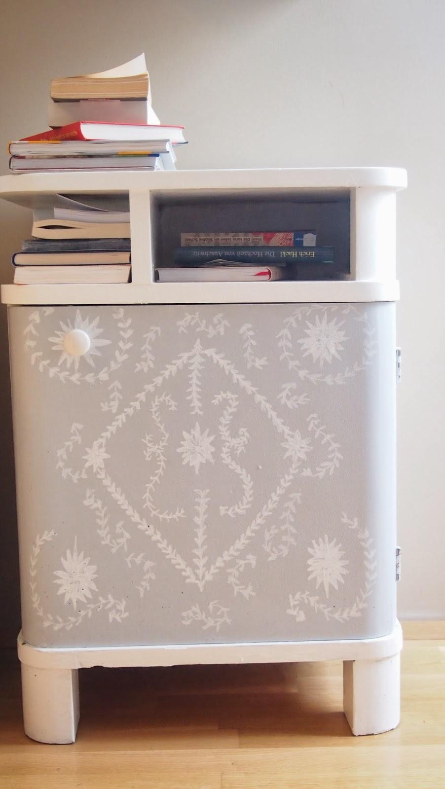Titantina 39 s ideen wohnzimmer refashion for Tafelfarbe grau