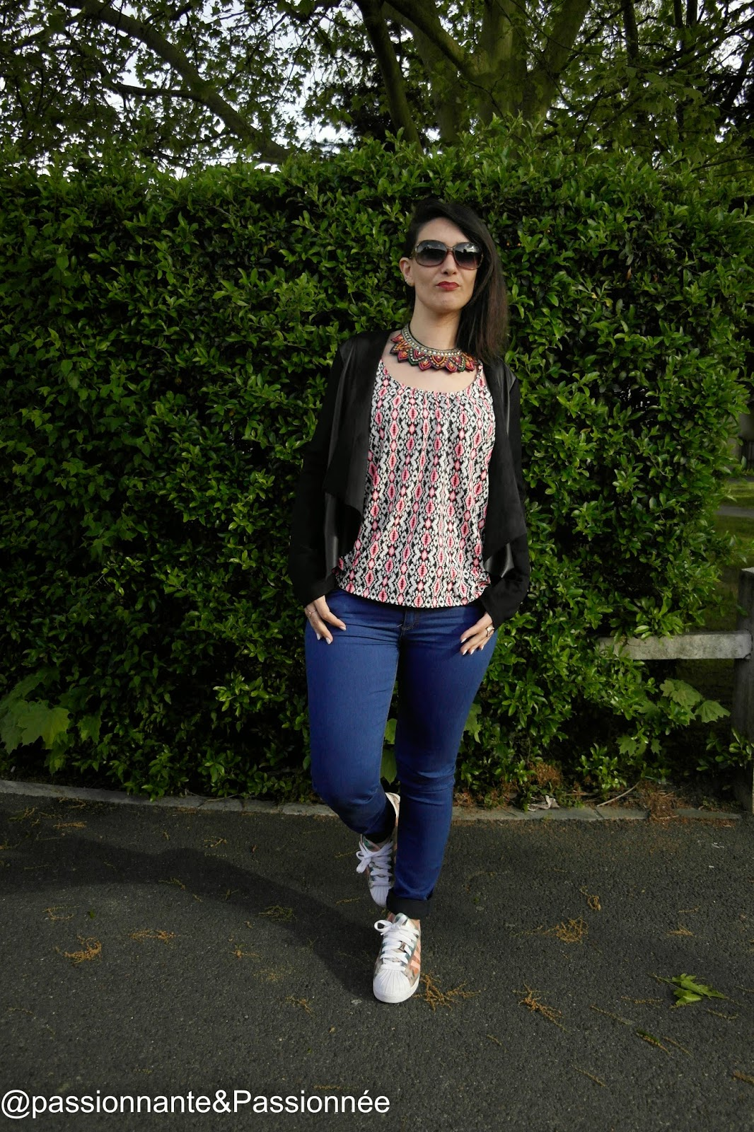 look casual coloré