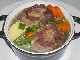 Resep dan Cara Membuat Sup Iga Sapi Sedap