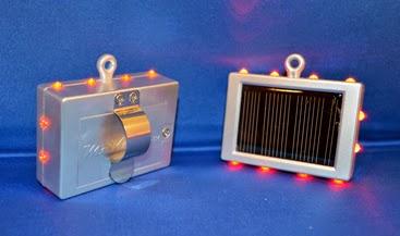 MeKetta.com LED solar light box