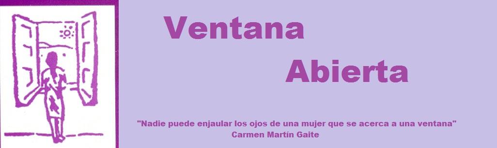 "ASOCIACIÓN DE MUJERES ""VENTANA ABIERTA"""