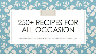 250+ Recipes for All Occasion