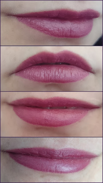 [Beauty] bh cosmetics Color Rock Long Lasting Matte Lipstick Blissful