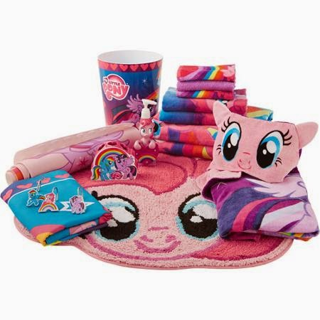 Beautiful MLP Bathroom Items MLP Pinkie Pie Bath Rug