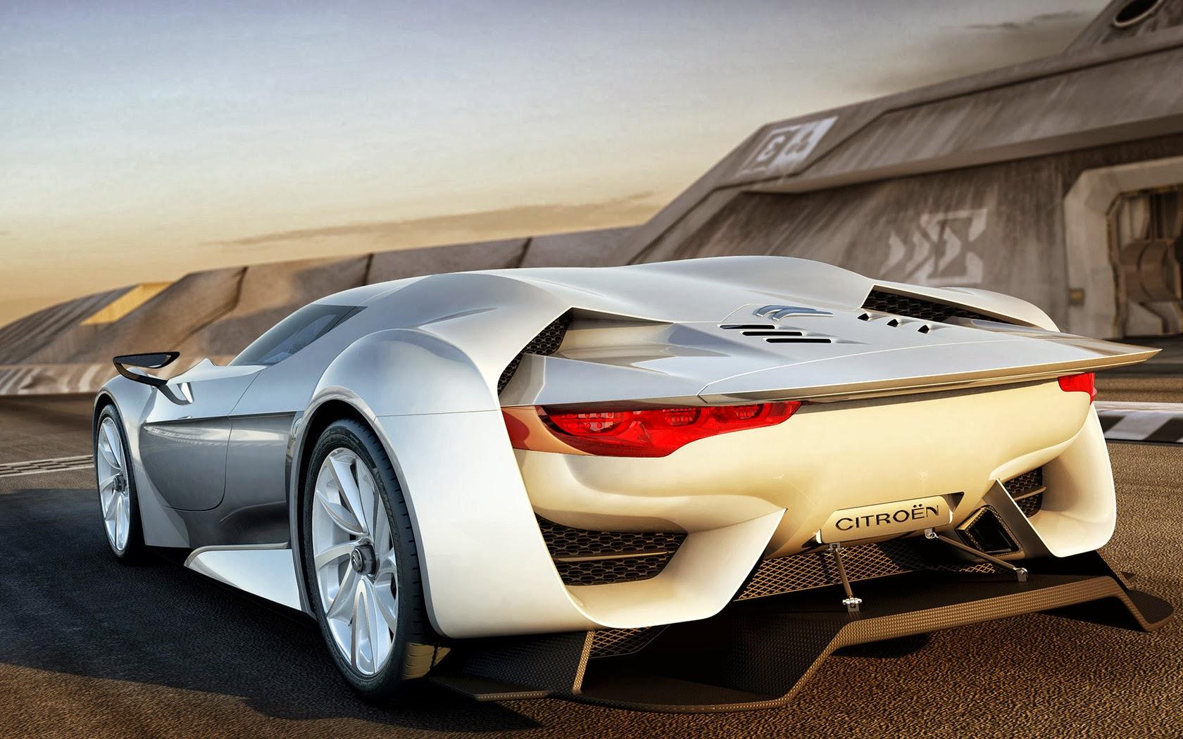 Citroen gt super deportivo carros usa