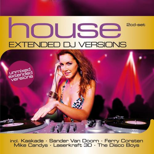 House Extended - DJ Versions