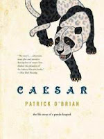 Book cover of Caesar by Patrick O'Brien