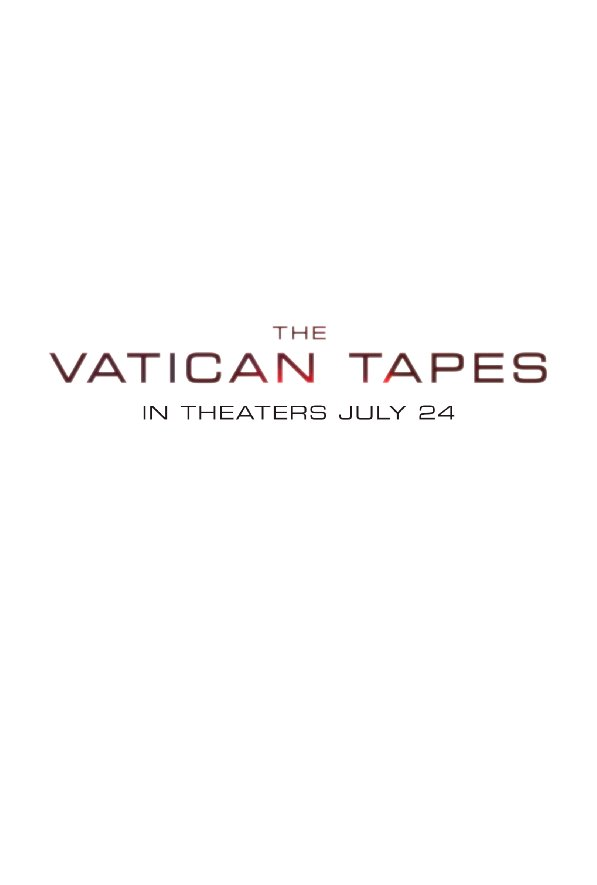 The Vatican Tapes poster