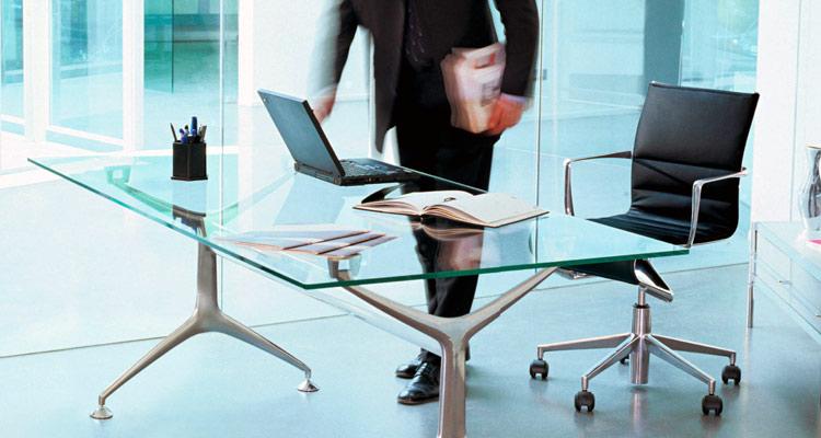 Ambiente e salute ordine e pulizia condizioni essenziali for Uffici arredati