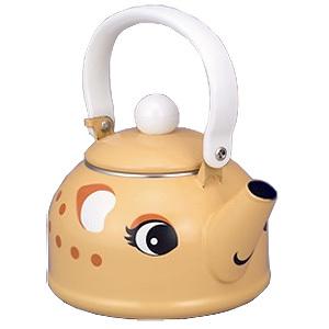 卡哇伊動物造型茶壺 小鹿