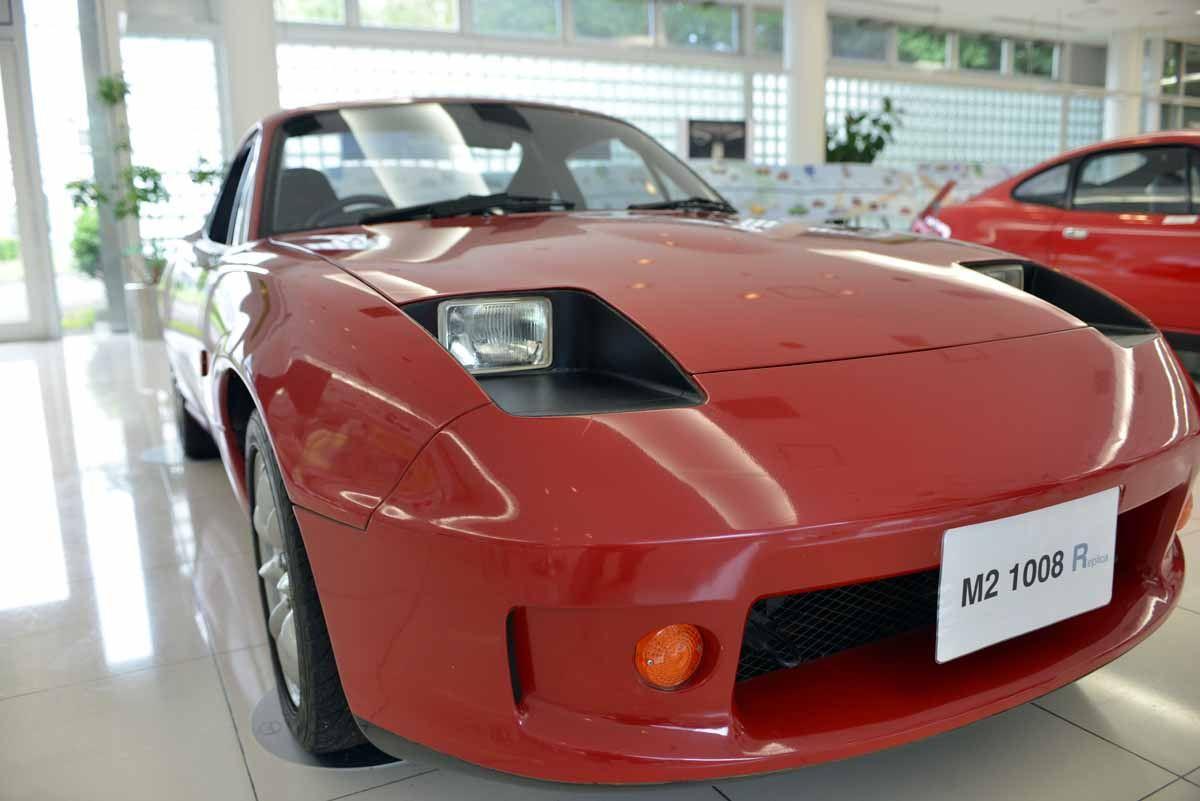 324. Ciekawostki JDM #029: Mazda MX-5 - prototypy, wersje coupe oraz M2.