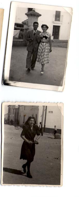 Mis padres Pedro Quintana Gutierrez y Alfonsa Vega Trejo.