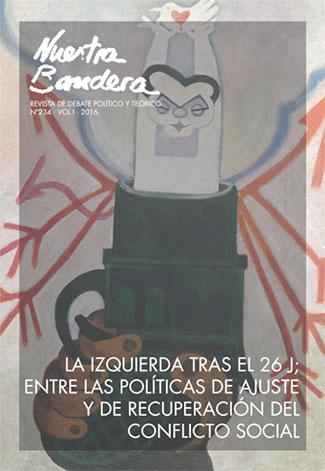 NUESTRA BANDERA Nº 234 VOL. I 2016
