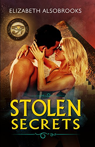 Stolen Secrets (Illuminati Spinoff Romance Book 1)